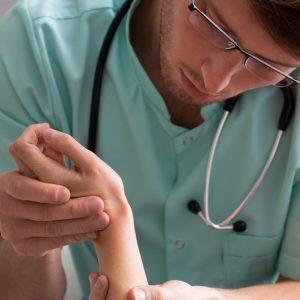 טיפול באודם בעור