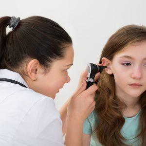 טיפול בכאבי אוזניים